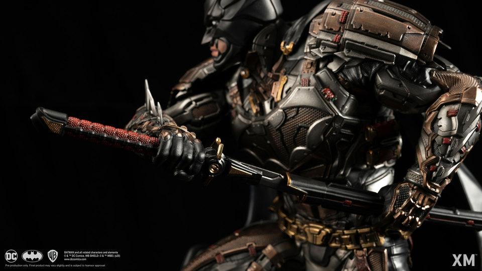 Samurai Series : Batman Shugo 1094klr