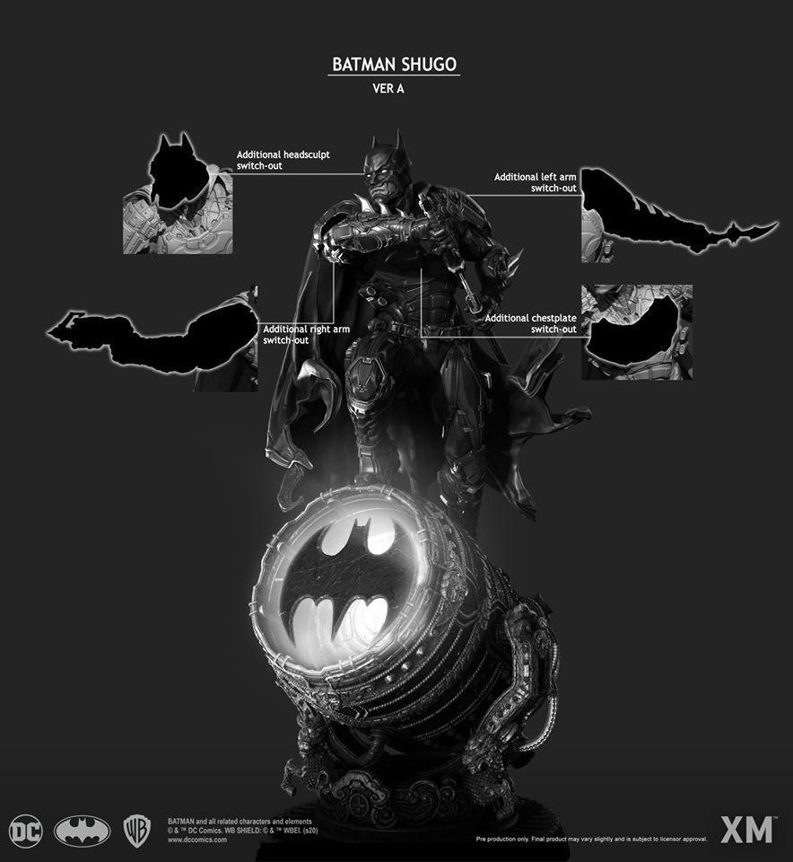 Samurai Series : Batman Shugo 109831539_26568343945pljvf