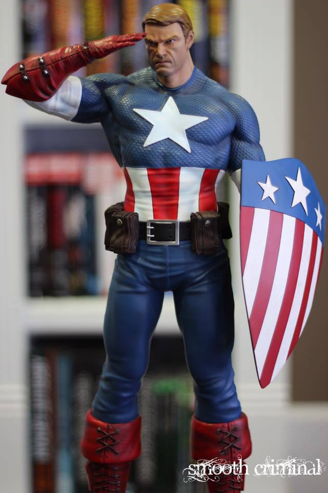Premium Collectibles : Captain America - Sentinel of liberty - Page 5 109ak0j