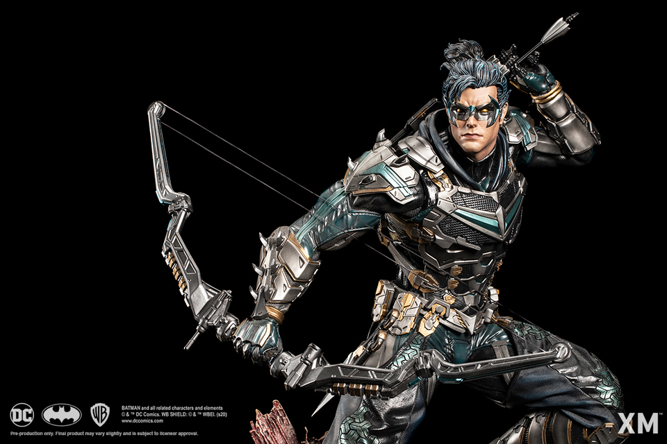 Samurai Series : Nightwing 10agkb8