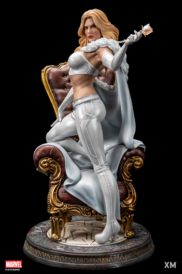 Premium Collectibles : Emma Frost 10aqkbc