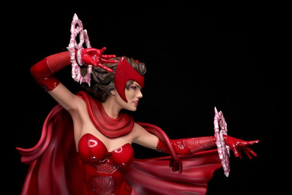 Premium Collectibles : Scarlet Witch** 10fvjsa