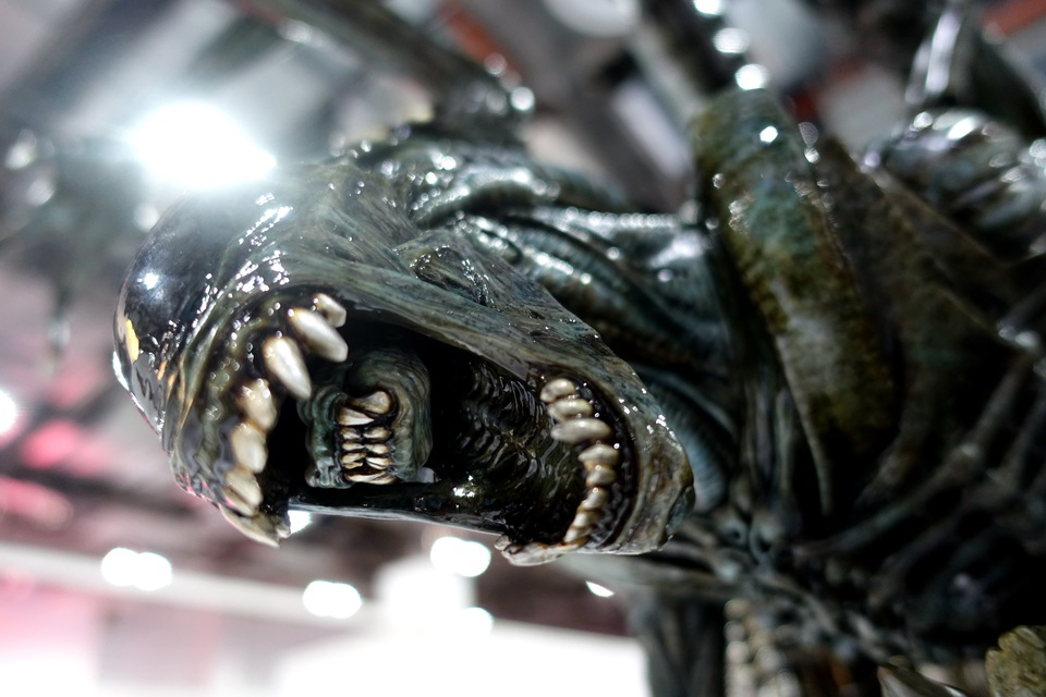 Premium Collectibles : Alien 10iwksc