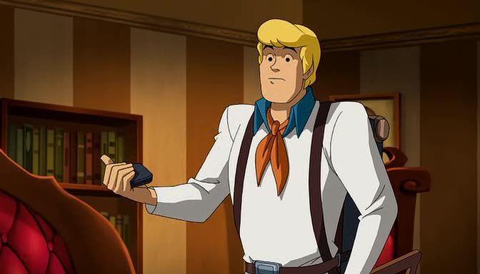 Scooby Doo: Vampirin Müziği Ekran Görüntüsü 2