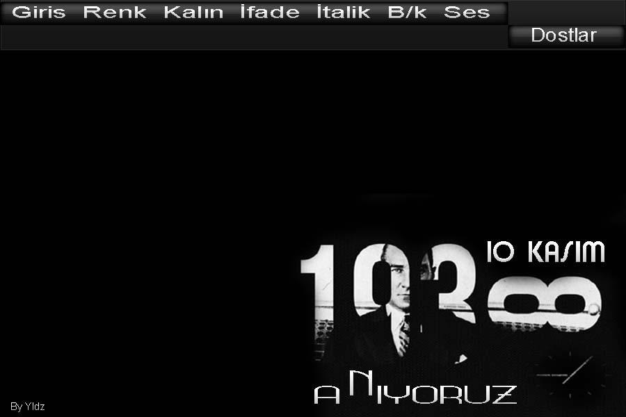 10 Kasım Radyo Tema