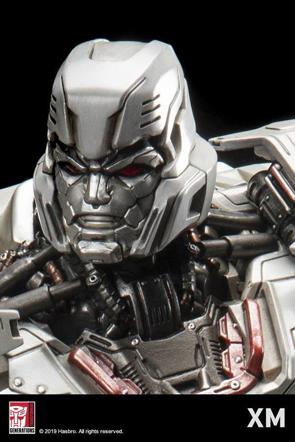 Premium Collectibles : Transformers - Megatron (G1)** 10kckip