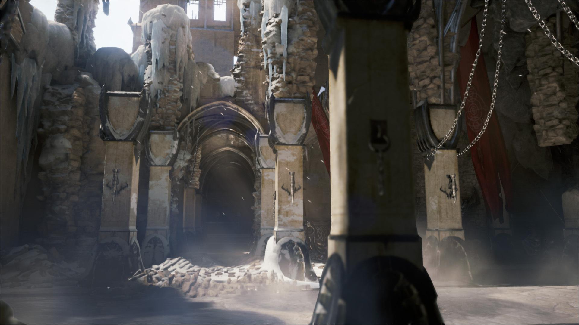 Benchmark Unreal Engine 4's