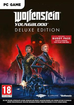 [PC] Wolfenstein: Youngblood (2019) Deluxe Edition Multi - FULL ITA