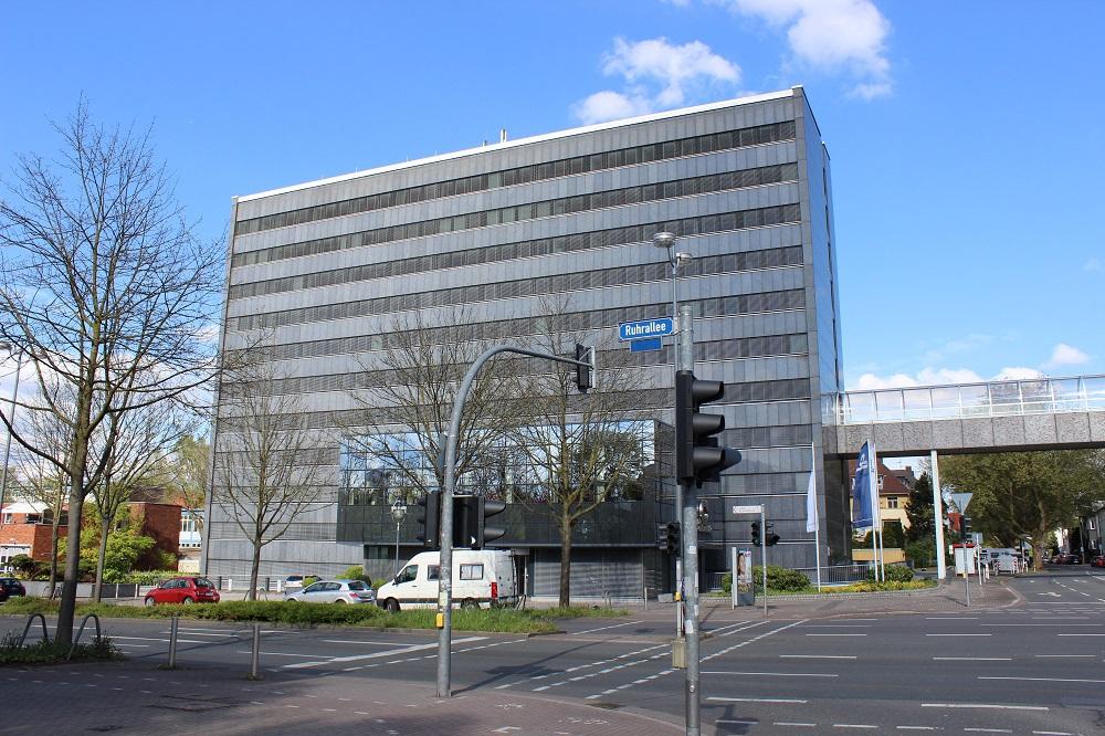 Dortmund Neubau Continentale Hauptverwaltung In Planung