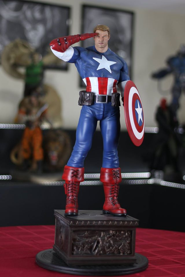 Premium Collectibles : Captain America - Sentinel of liberty - Page 5 10teaet