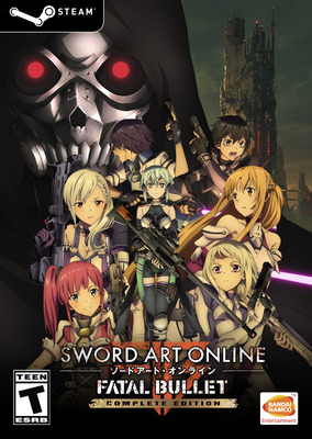 [PC] Sword Art Online: Fatal Bullet - Dissonance Of The Nexus (2019) Multi - SUB ITA