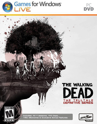 [PC] The Walking Dead: The Telltale Definitive Series (2019) Multi - SUB ITA