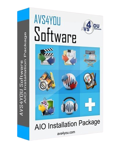 AVS4YOU Software AIO Installation Package v5.0.5.167