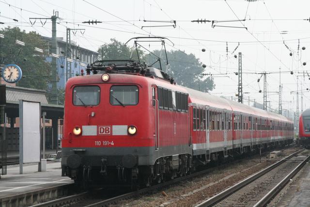 110 191-4 Rosenheim