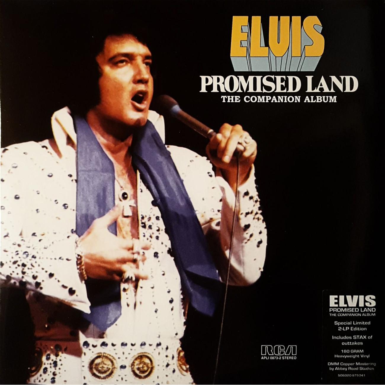 PROMISED LAND - THE COMPANION ALBUM 1109oua1