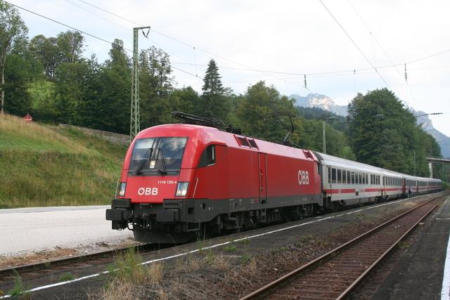 1116 125-4 Bischofswiesen