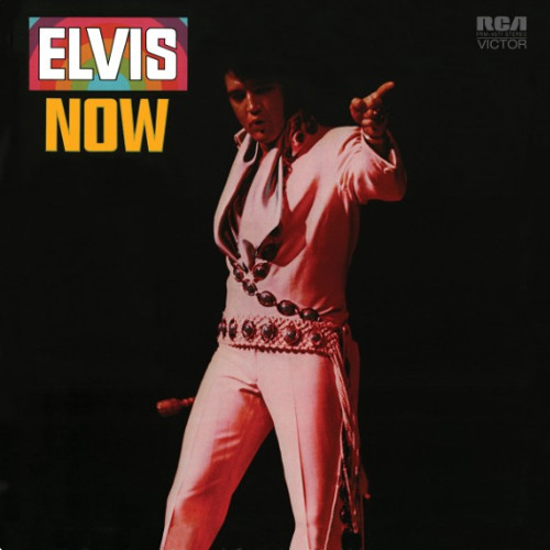 ELVIS NOW 111f1jt1
