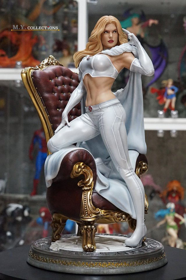 Premium Collectibles : Emma Frost 111jrw