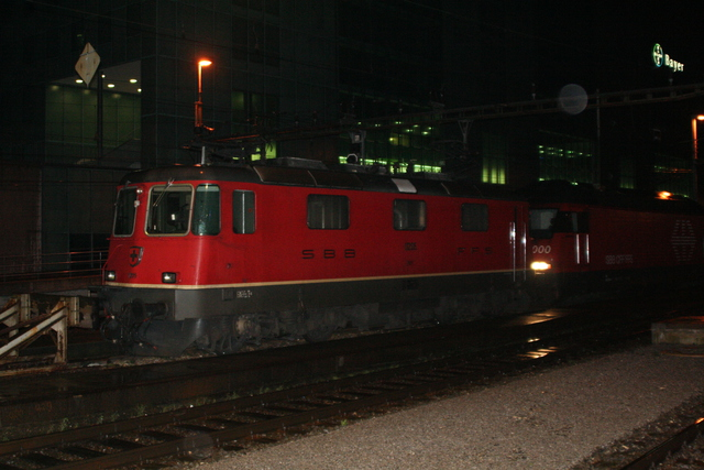 11205 Basel SBB