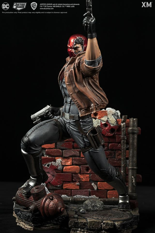 Premium Collectibles : Red Hood 1/6 112430986_26608160041chjw8