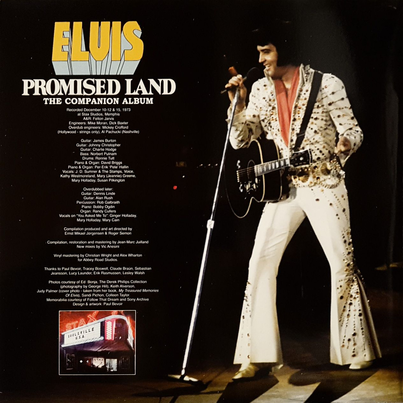 PROMISED LAND - THE COMPANION ALBUM 112etuma