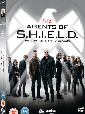 Agents of SHIELD - Stagione 3 (2016) (Completa) DLMux 1080P ITA ENG AC3 H264 mkv