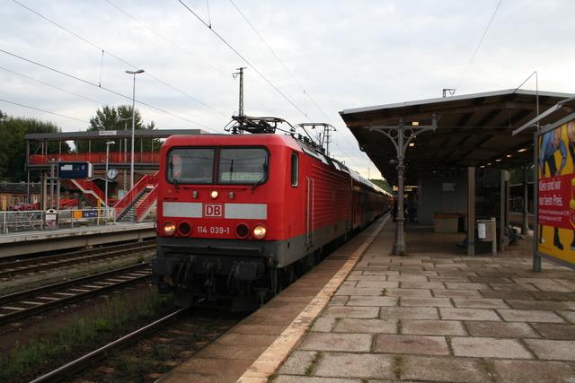 114 039-1 Berlin Wannsee