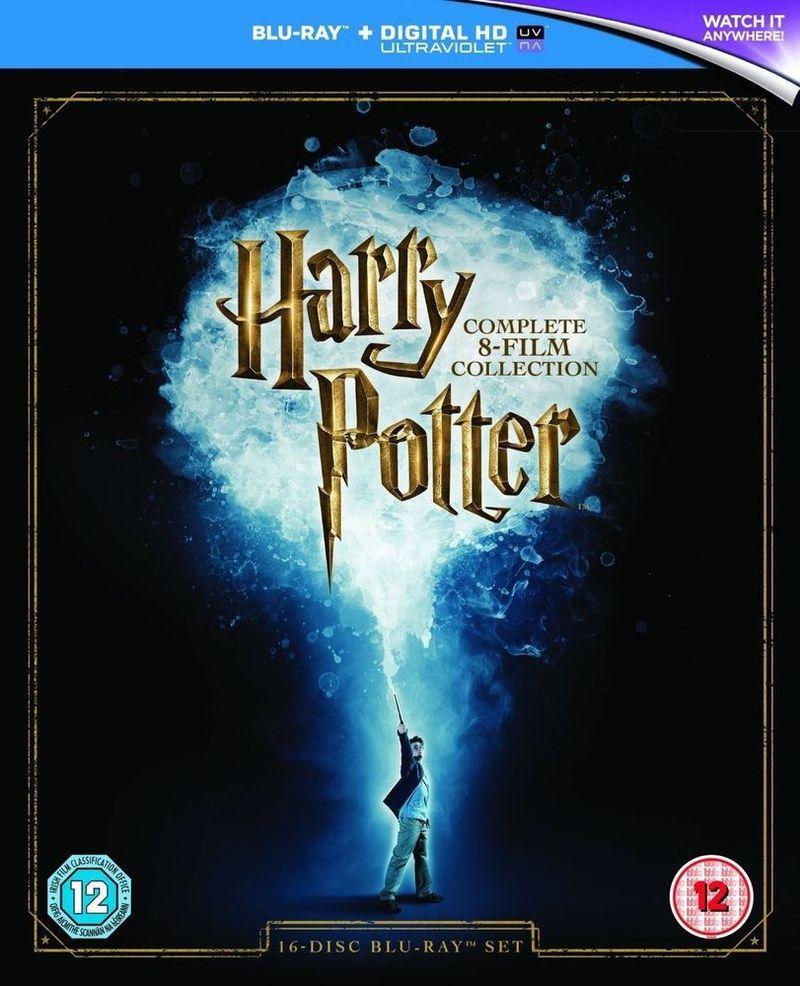 Harry Potter Serisi – 1-2-3-4-5-6-7-8 Türkçe Dublaj indir