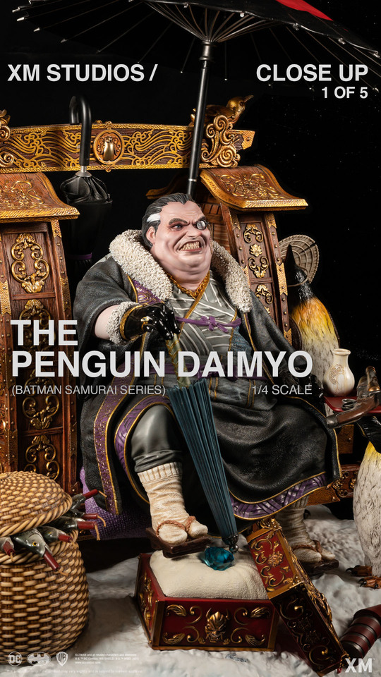 Samurai Series : Penguin 11535807_873542466058hcj2n