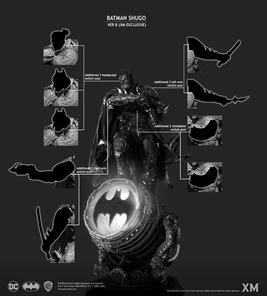 Samurai Series : Batman Shugo 115829018_26568344012hfkwk