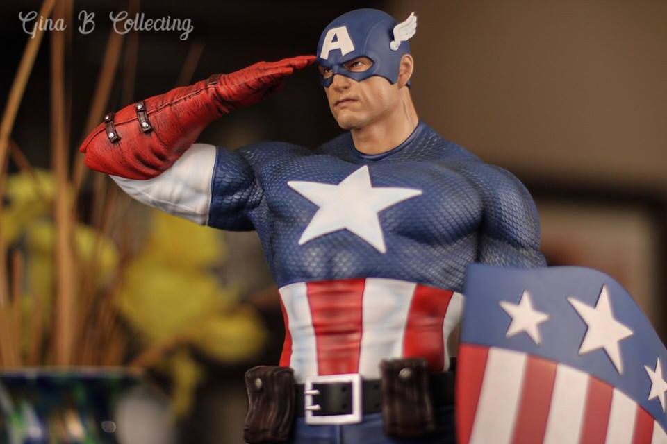 Premium Collectibles : Captain America - Sentinel of liberty - Page 5 115kkbq