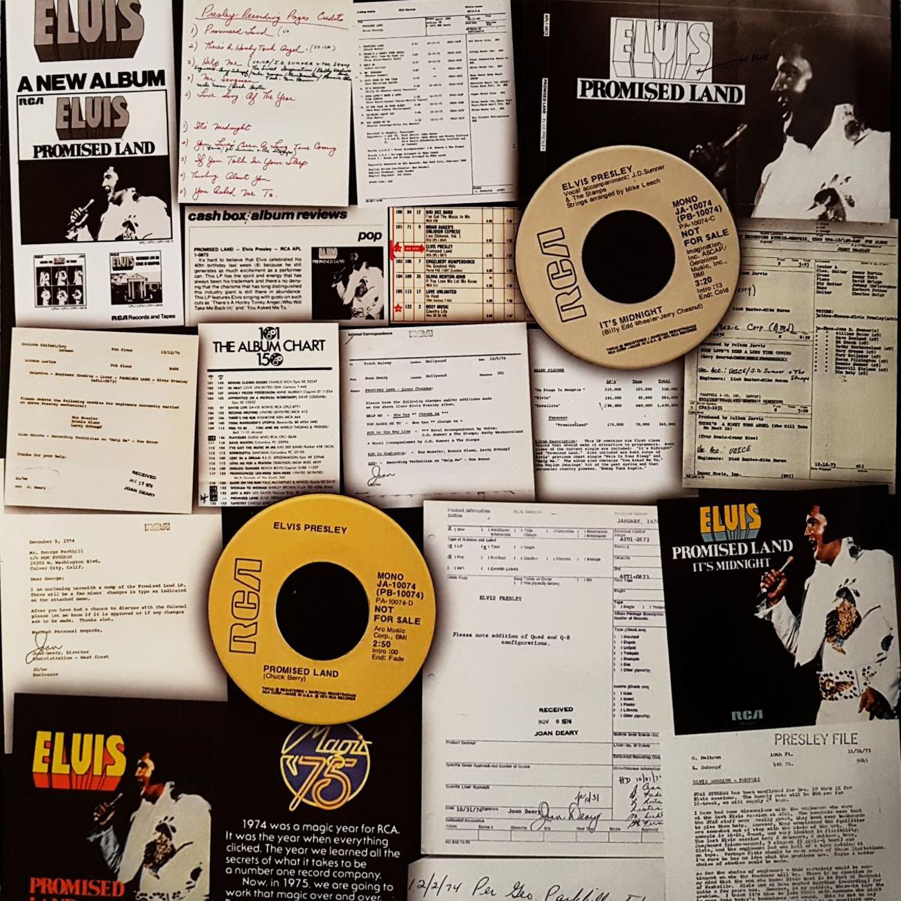 PROMISED LAND - THE COMPANION ALBUM 116qxuox