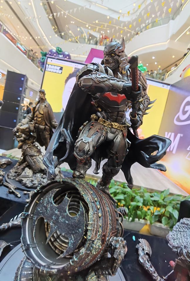 Samurai Series : Batman Shugo 117744074_10217732639lwkjc