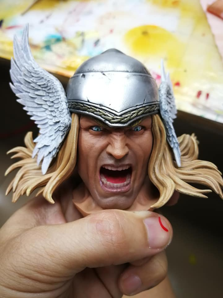 Premium Collectibles : Modern Thor 117768764_26478229654kcjue
