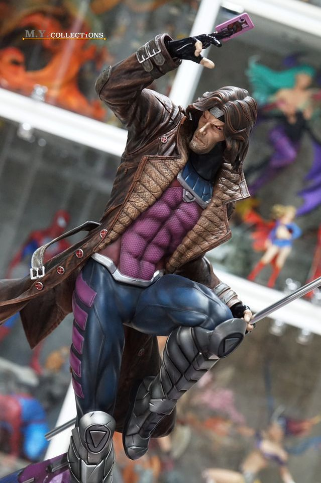 Premium Collectibles : Gambit** 117877154_432789346726gjcb