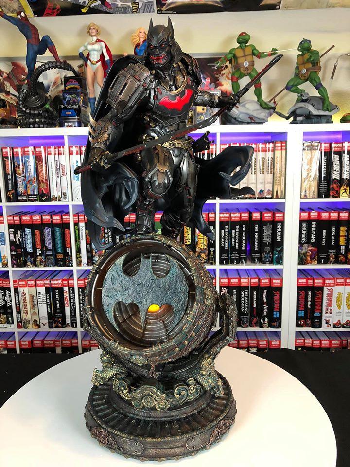 Samurai Series : Batman Shugo 117946491_35404919926zckik