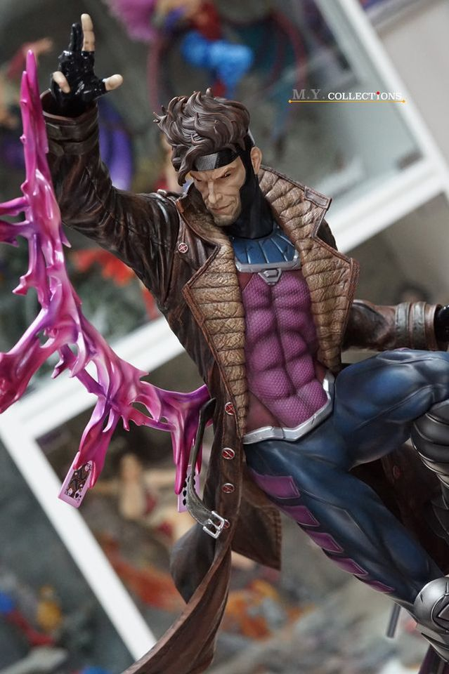 Premium Collectibles : Gambit** 118088335_43278921072kqkfx
