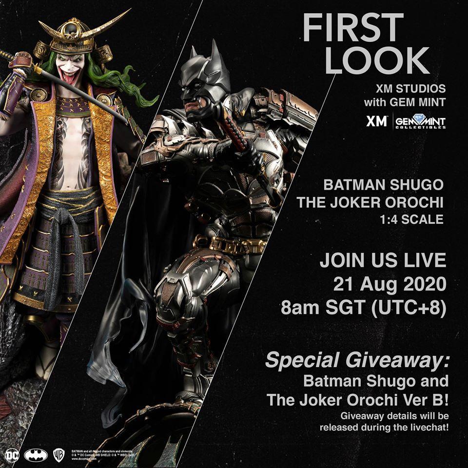 XM Studios: DC FanDome 2020 - 22th August 118115586_26766320858fhkep