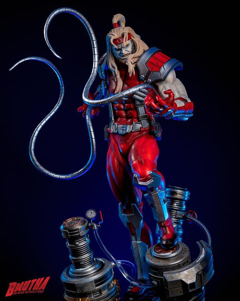 Premium Collectibles : Omega Red - Comics version** 118130852_33139617786nlj9h
