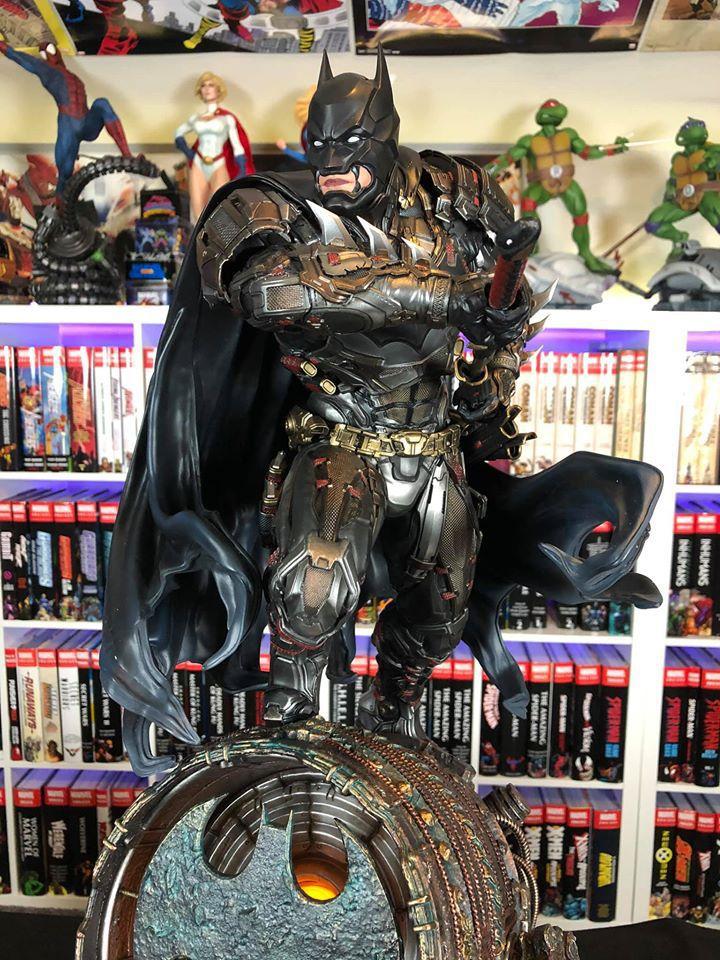 Samurai Series : Batman Shugo 118267694_35404914026gxkwq
