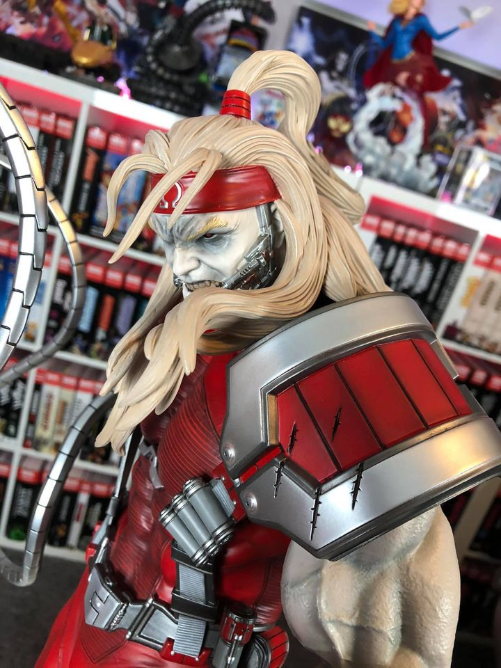 Premium Collectibles : Omega Red - Comics version** 118425020_35560063544csk15