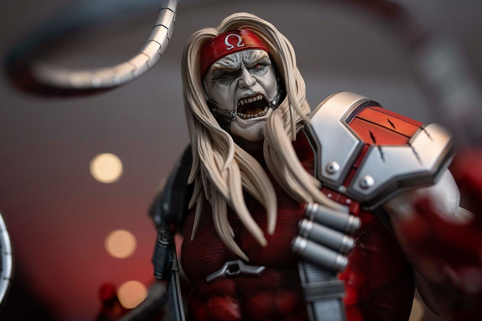 Premium Collectibles : Omega Red - Comics version** 118480540_101571241757lkvk
