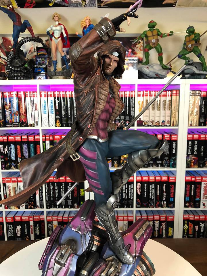 Premium Collectibles : Gambit** 118524688_3568652933112j62