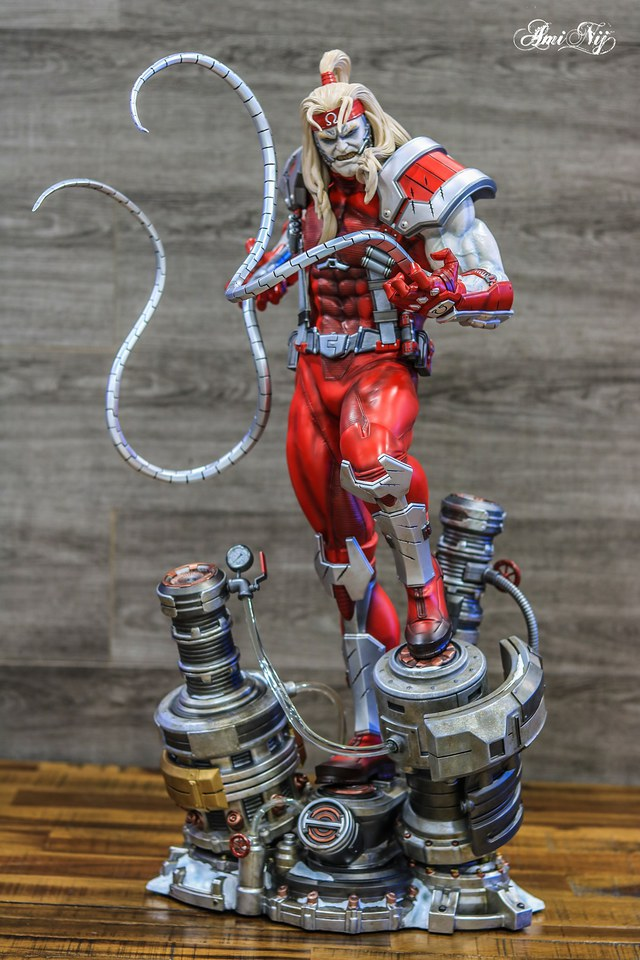 Premium Collectibles : Omega Red - Comics version** 118606112_17163169951m7kfn