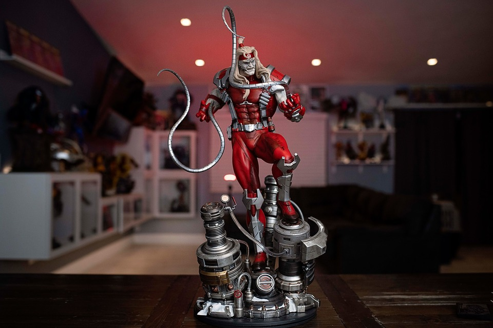 Premium Collectibles : Omega Red - Comics version** 118625679_10157124176k0j8p