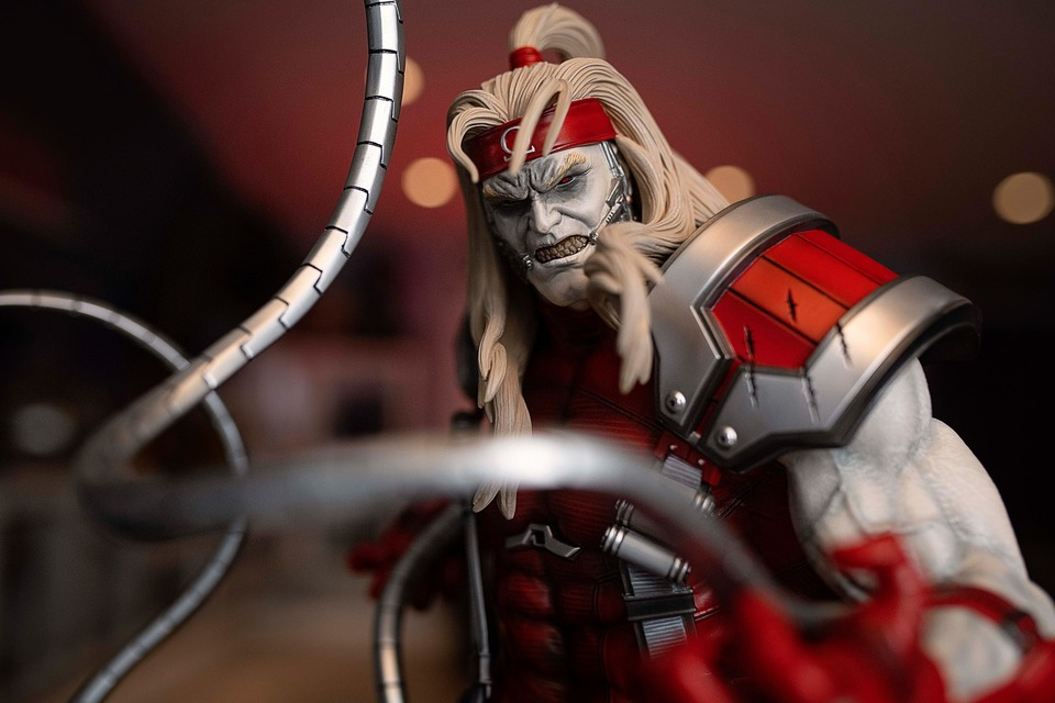 Premium Collectibles : Omega Red - Comics version** 118637492_10157124175y0kln