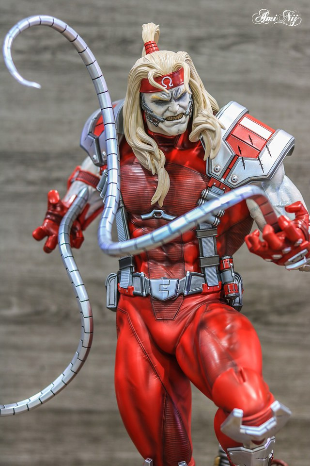 Premium Collectibles : Omega Red - Comics version** 118651823_17163165318ttjvn