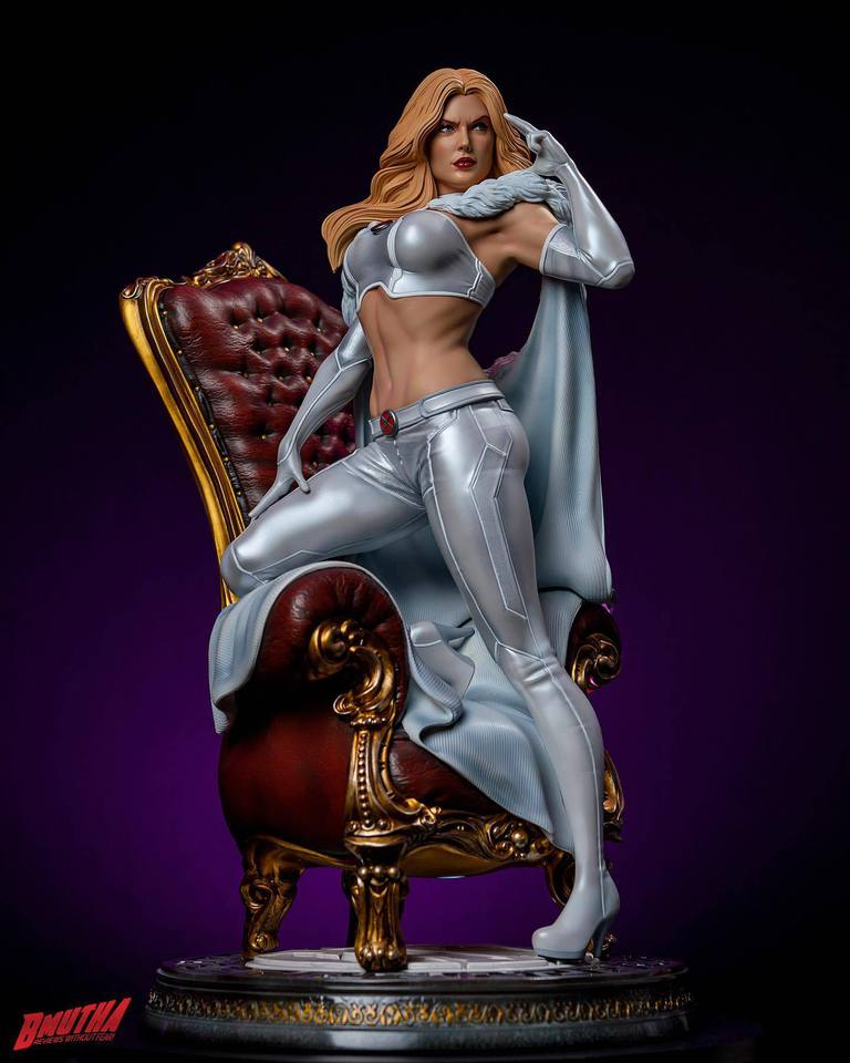 Premium Collectibles : Emma Frost 118866865_337517482258wjxk