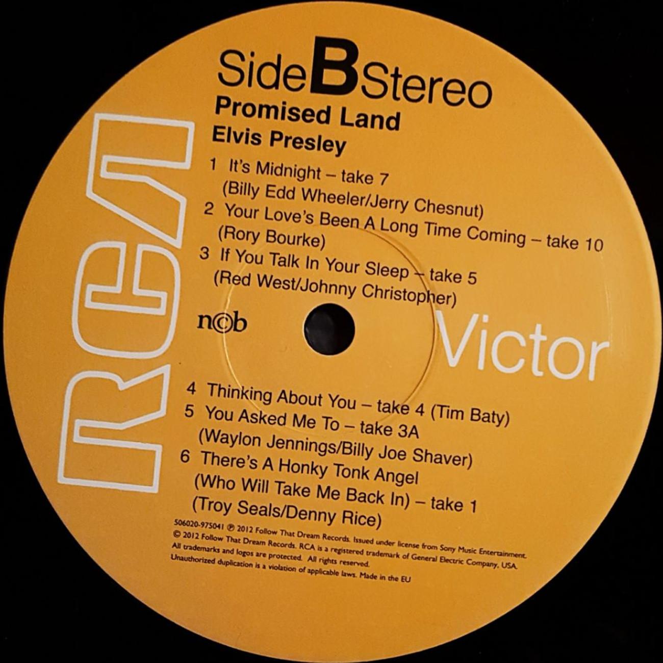PROMISED LAND - THE COMPANION ALBUM 11908uqj