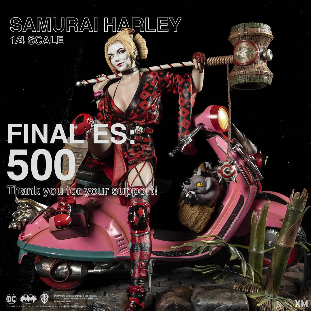 Premium collectibles : Harley Quinn** 119167870_26985929570uhjpf